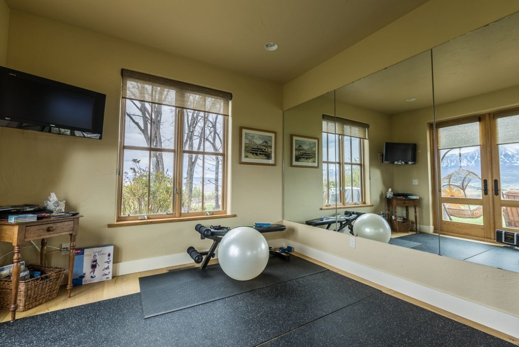 Exercise Room SF
