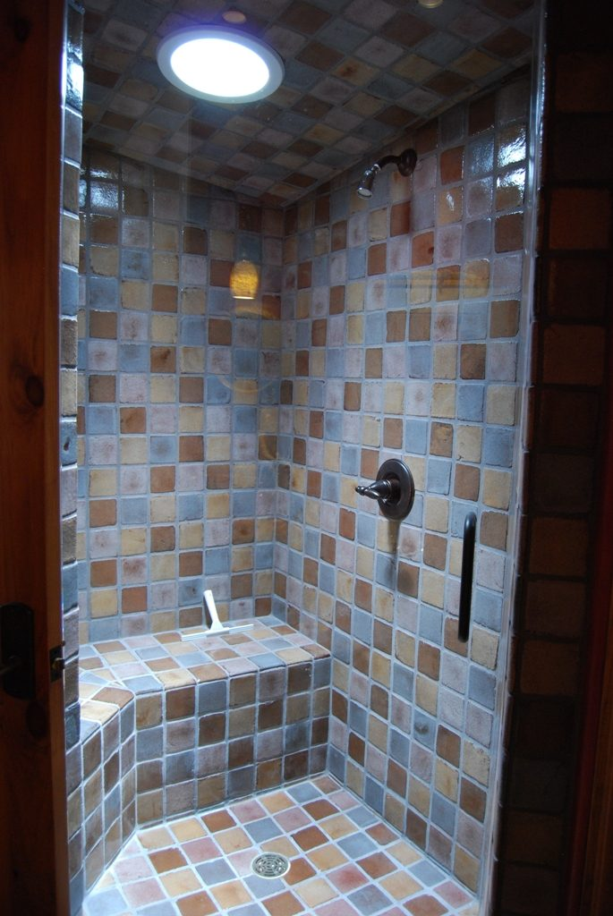 Guest Steam Shower