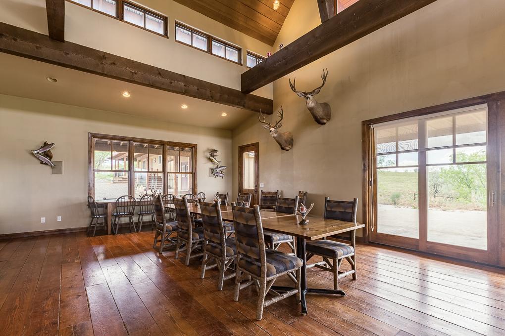 Scenic Mesa Lodge Dining Room